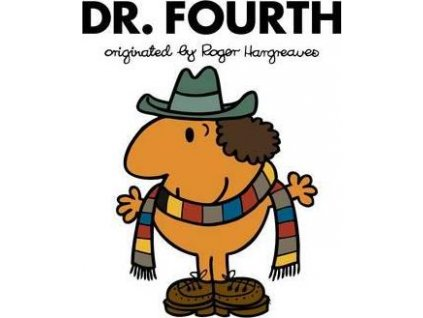 4922 doctor who dr fourth roger hargreaves
