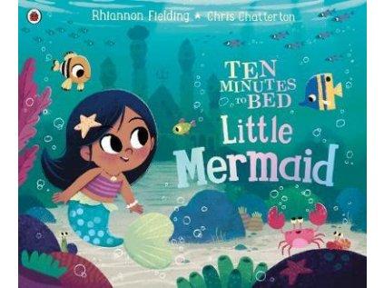 5021 ten minutes to bed little mermaid