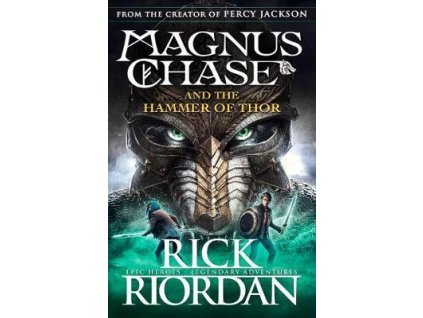 5366 magnus chase and the hammer of thor book 2