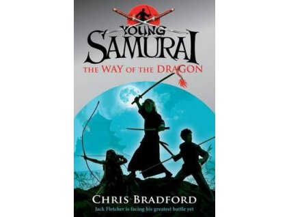 5459 the way of the dragon young samurai book 3