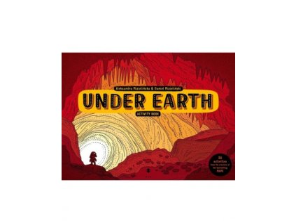 546 1 under earth activity book