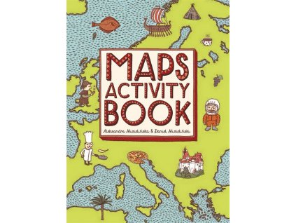 564 1 maps activity book