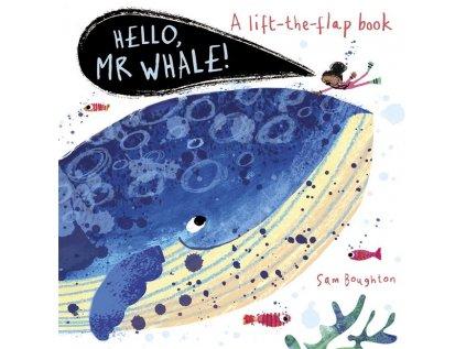 Hello, MR WHALE