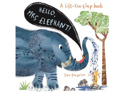 Hello, MRS ELEPHANT!