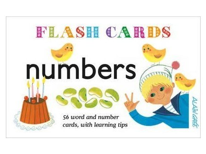 591 1 flash cards numbers