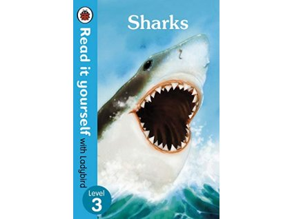 Sharks: Level 3 (Read It Yourself with Ladybird)
