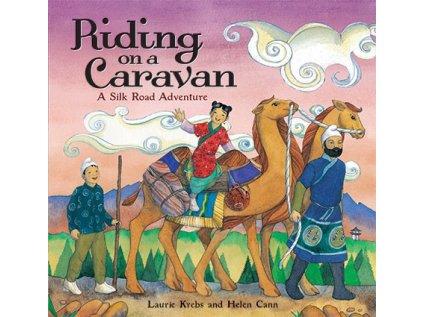 666 3 riding on a caravan