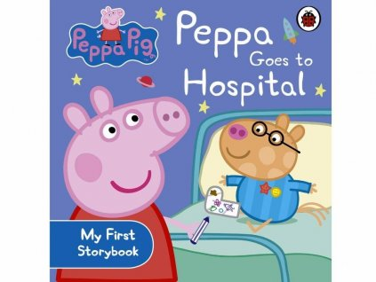 867 2 peppa goes to hospital