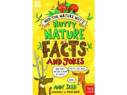 Nutty Nature Facts and Jokes