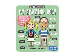 112 my amazing body little explorers
