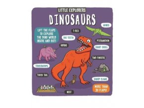 124 3 dinosaurs little explorers