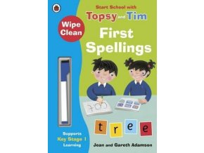 Start School with Topsy and Tim: First Spellings