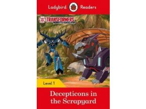 Transformers: Decepticons in the Scrapyard