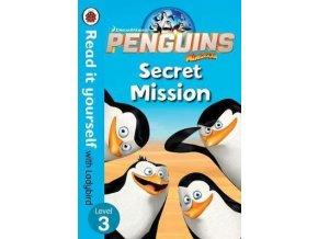 Penguins of Madagascar: Secret Mission