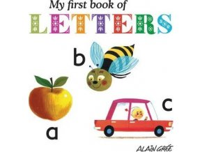 1515 my first book of letters
