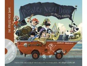 1608 the pirates next door book cd