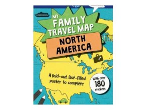 190 1 my family travel map north america