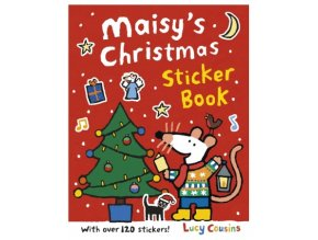Maisy´s Christmas sticker book