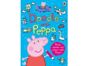 2700 doodle with peppa