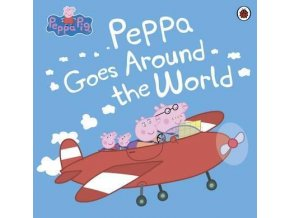 Peppa Goes Around The world