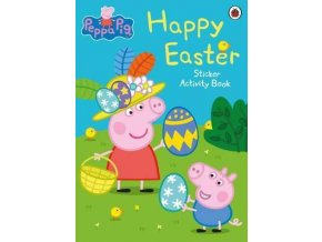 Happy Easter  Sticker Activity Book