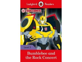 Transformers: Bumblebee and the Rock Concert