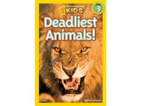 3051 deadliest animals level 4