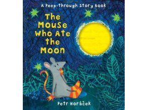 3168 the mouse who ate the moon