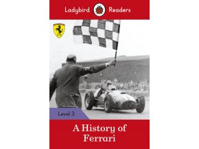 3171 a history of ferrari ladybird readers level 3