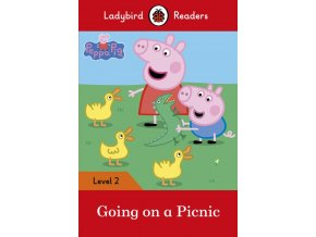 Peppa Pig: Going on a Picnic – Ladybird Readers Level 2