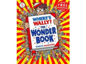 3468 where s wally the wonder book mini edice