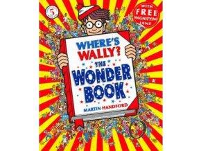 3468 where s wally the wonder book mini edice