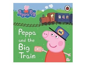 777 2 peppa pig peppa and the big train