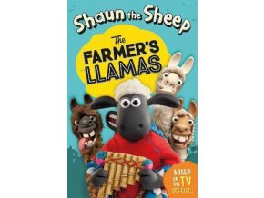 3759 shaun the sheep the farmer s llamas