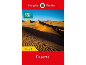 3813 1 bbc earth deserts ladybird readers level 1