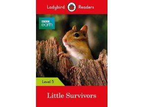 3825 ladybird readers level 5 bbc earth little survivors