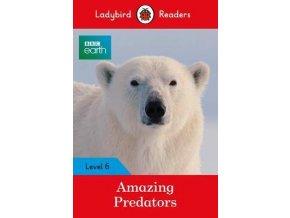 3828 ladybird readers level 6 bbc earth amazing predators
