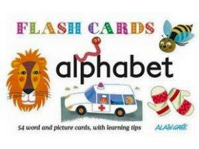 408 2 alphabet flash cards