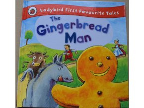 4242 the gingerbread man ladybird first favourite tales