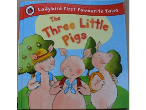 4263 the three little pigs ladybird first favourite tales