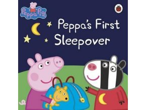 4520 peppa pig peppa s first sleepover