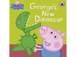 4523 peppa pig george s new dinosaur