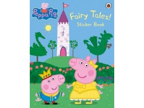 4544 peppa pig fairy tales sticker book
