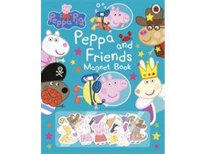 peppa pig peppa and friends magnet book[1]