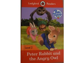 4592 peter rabbit and the angry owl