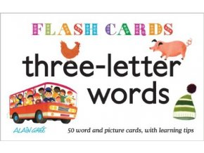 588 1 flash cards three letter words