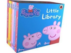 786 2 peppa pig little library