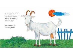 The Greedy Goat