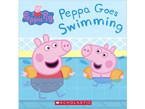 Peppa Goes Swimming