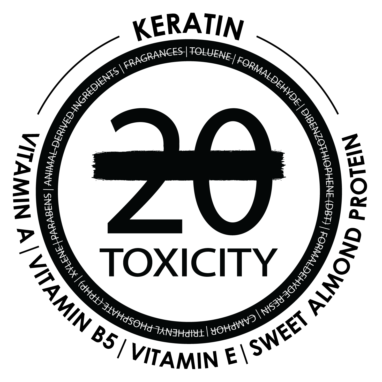 20- TOXICITY LUX PROFESSIONAL LINE
